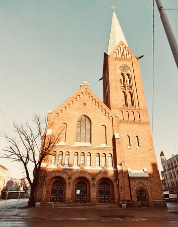 St. Gertrude New Church