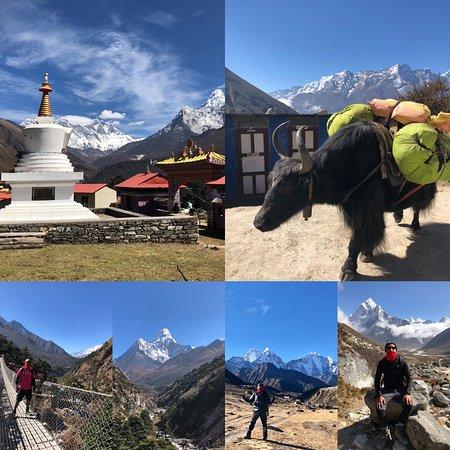 Gokarneshwor, Nepal: Amazing views of Nepal