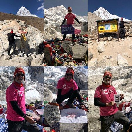 Gokarneshwor, Nepal: Base Camp Everest