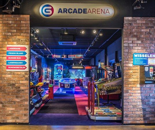 Zoetermeer, Ολλανδία: Arcade