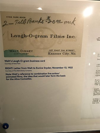 Photo8 Jpg Picture Of Walt Disney Family Museum San Francisco