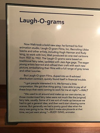 First company - Laugh-O-grams