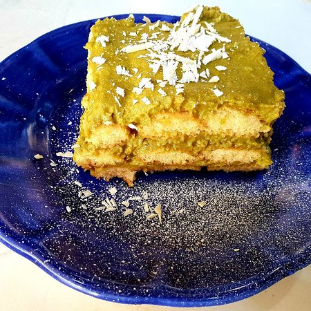 Greater Melbourne, Austrália: Our special dessert !Pistacchio Tiramisu!available this week @Circa900pizzerianapoletana #pascoe