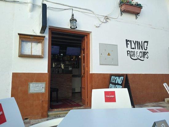 Mollina, Espanha: Full Bar & Restaurant