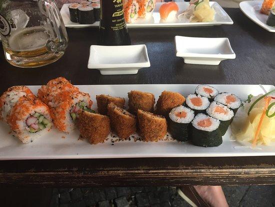Iiu Sushi Asia Food Berlin Friedrichshain Kreuzberg Borough Photos Restaurant Reviews Order Online Food Delivery Tripadvisor