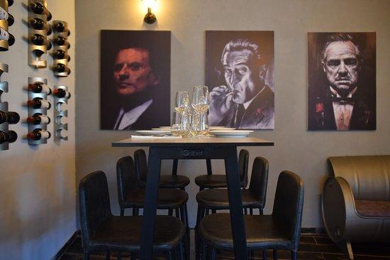 Ramot Naftali, อิสราเอล: Galliano restaurant - גליאנו מסעדה איטלקית