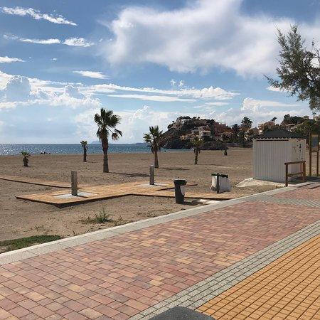 camping playa de mazarron: bewertungen & fotos (puerto de mazarron