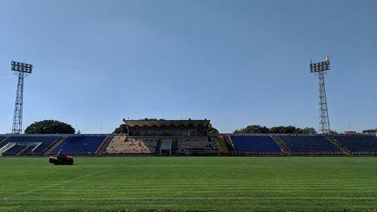 Rivne, Ukraina: Авангард  поле