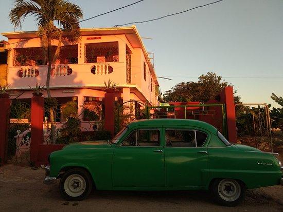 La Boca, Kuba: Hostal Zaira Kenia y Jorge Luis