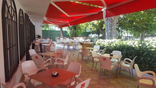 La Terraza Picture Of La Fuente Del Rey Madrid Tripadvisor