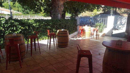 Otra De Las Terrazas Picture Of La Fuente Del Rey