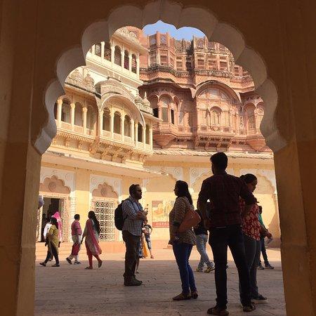 Stunning fort