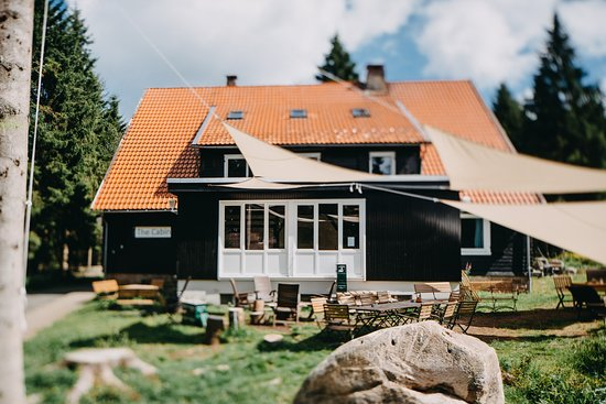 Sankt Andreasberg, Германия: The Cabin - Hostel