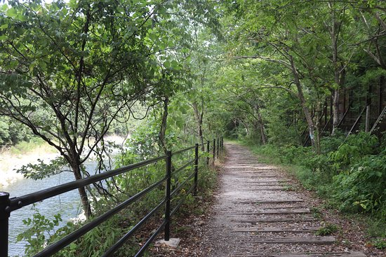 Old Fukuchiyama Railway Trail Hiking Course