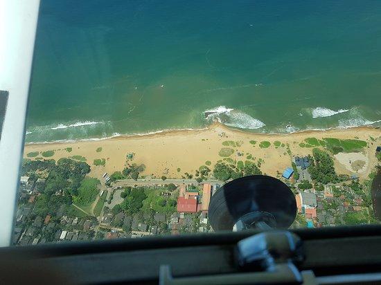 Ratmalana, Srí Lanka: beach side