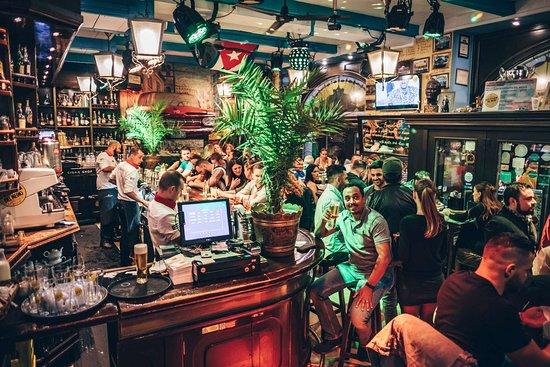 kubansk restaurang stockholm
