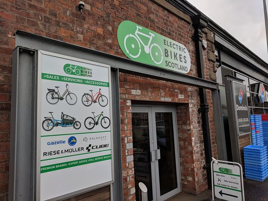 Electric Bikes Scotland Ltd
