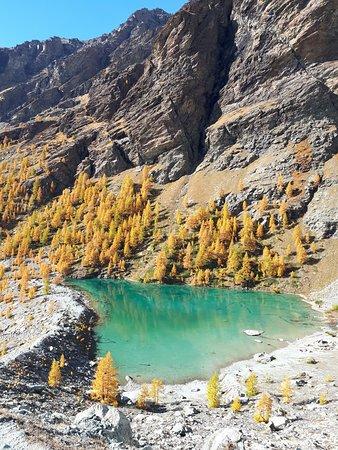 Blanchard - Lago Blu: Scorci del lago blu
