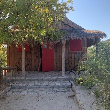 Anakao, Madagascar: Traumhafte Lage, schönes Hotel