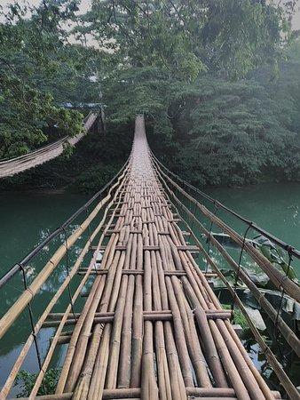 Puente para foto