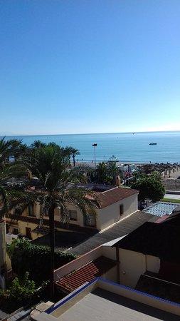 Hotel Pueblo Camino Real : Vista de playa