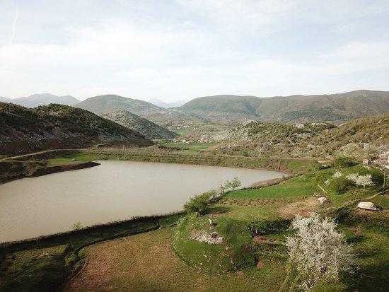 Elbasan Qerret Village