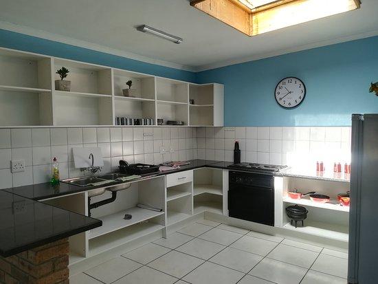 Benoni, Sudáfrica: Communal Kitchen