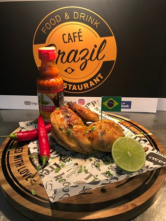 Image Cafe Brazil in East of England