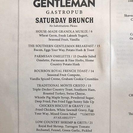 Saturday's are for Brunchin