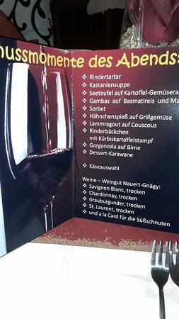 Schweigen-Rechtenbach, Германия: Genussmomente des Abends