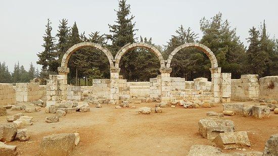 Anjar, Líbano: The Small Palace