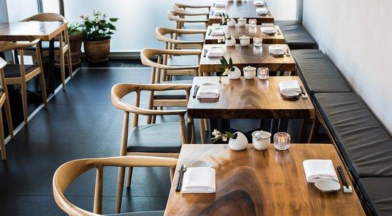 Hellerup, الدنمارك: kinome dining room