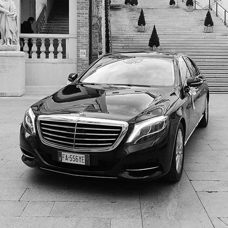 Collesei Luxury Taxi - Noleggio Con Conducente NCC