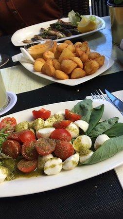 El Arenal, España: L'un de nos repas préférés