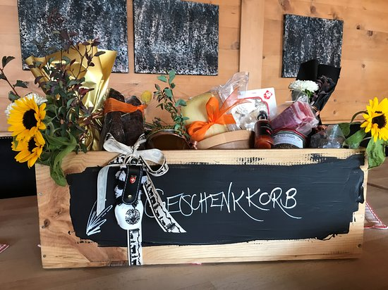Saanen, Suíça: Geschenkkisten ab sofort erhältlich