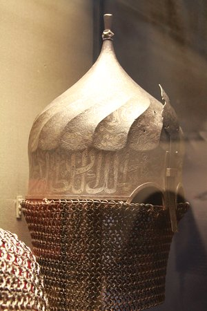 Middle eastern armor