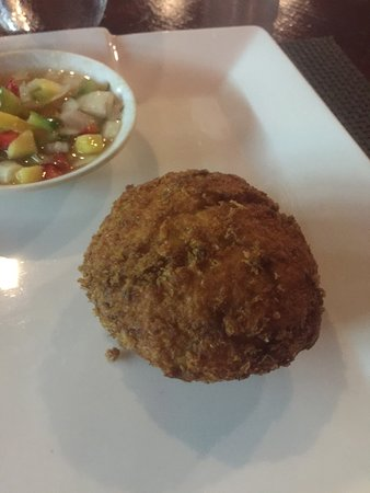 The Shack Bar And Grill: Crab cake