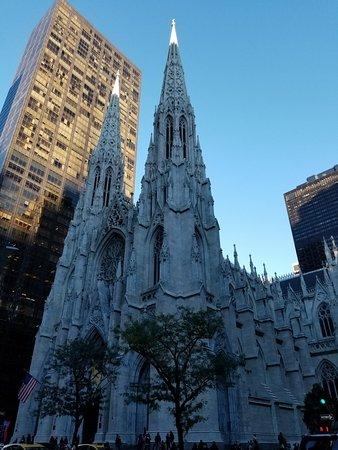 St. Patrick's Cathedral: 20181018_170536_large.jpg