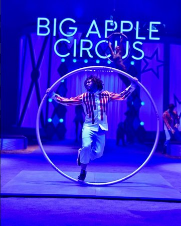 Big Apple Circus NYC