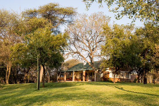 Francistown, Botswana: Woodlands Cottage Exterior view