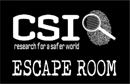 CSI Barcelona Escape Room