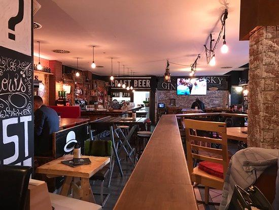 Gastraum Bild Von Oxford Café Karlsruhe Tripadvisor