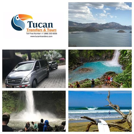 Playas del Coco, Costa Rica: Liberia Airport Transportation Services By Tucan Transfers & Tours