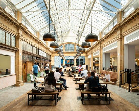 Market Hall Fulham London Restaurant Reviews Phone