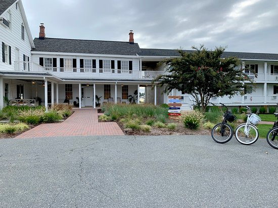 Tilghman, MD: Bikes you could adventure out on