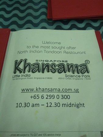 Khansama - Rohit