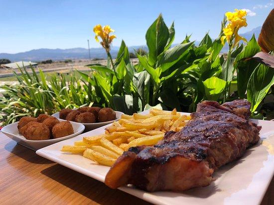 Soto del Real, สเปน: Lomo de Vaca Madurado