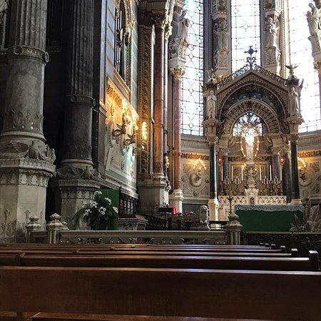 Basilique Notre Dame de Fourviere: photo4.jpg