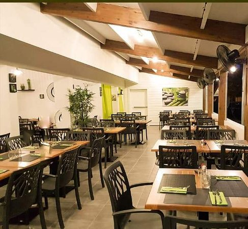Etang Sale Les Bains, เกาะเรอูนียง: Le Bambou