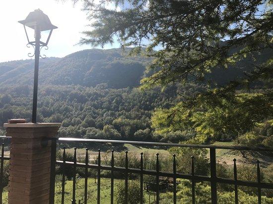 Paganico, Italie : vista